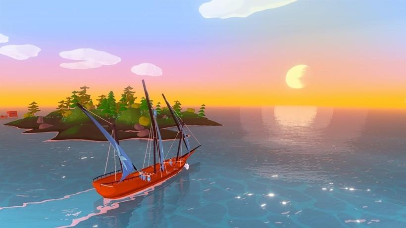 Sail Forth Demo ~ SuperHeroArt