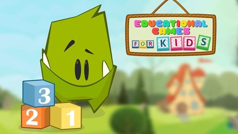Educational Games for Kids Achievements