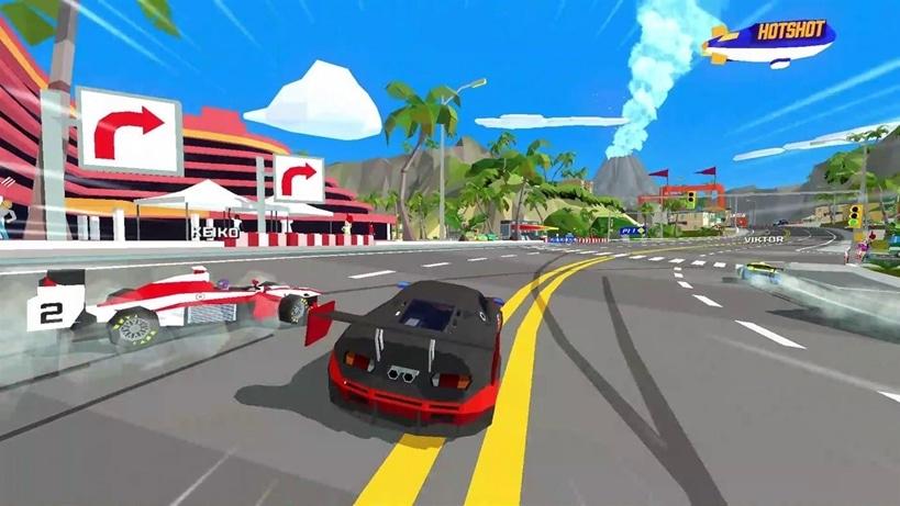 Hotshot Racing game pass