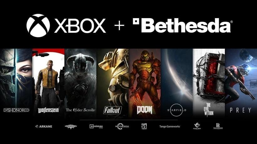 Bethesda Microsoft Acquisition