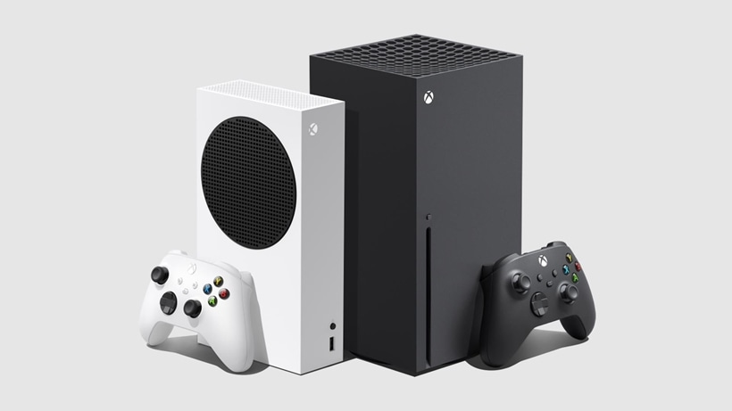 Xbox Series X launch day titles