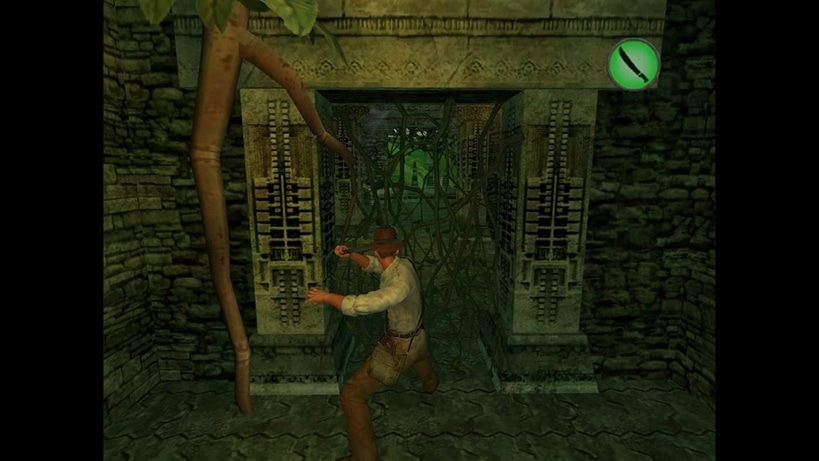 Indiana Jones and the Emperor's Tomb Games with Gold