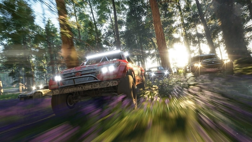 Forza Horizon 4 content updates