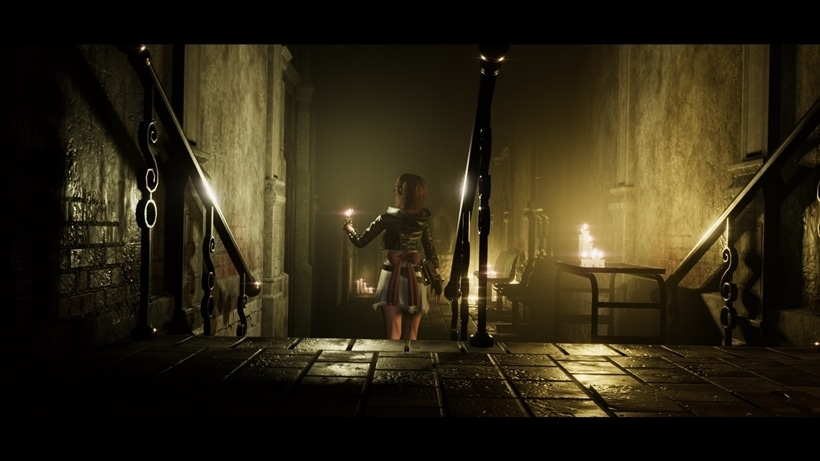 tormented souls gameplay