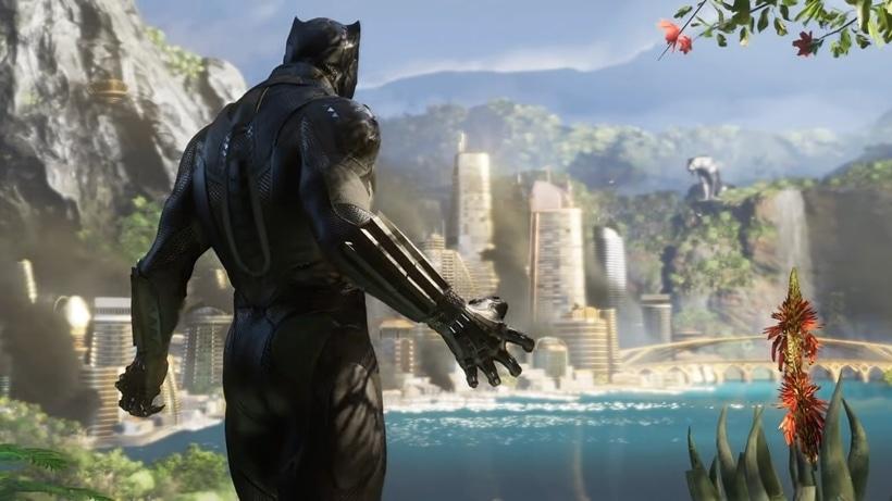 marvel's avengers war for wakanda release date
