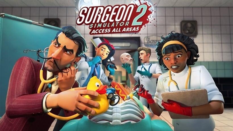 Surgeon Simulator 2: acceso a todos los logros