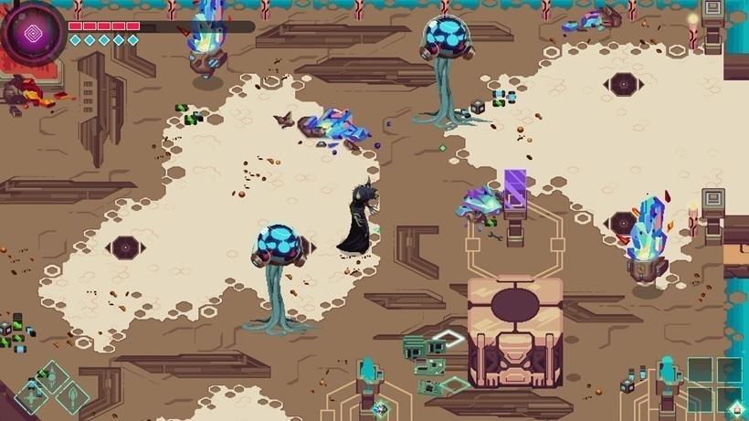 dungeon gameplay