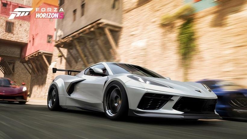 Forza Horizon 5 full car list