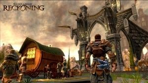 New Kingdoms of Amalur: Reckoning Screenshots