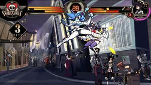 Skullgirls Story Mode Trailer
