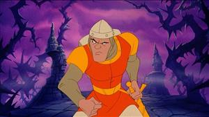 Daphne Wants a Date in Dragon's Lair