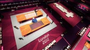 London 2012 Lords Flythrough Trailer
