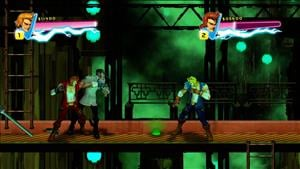 Double Dragon: Neon Gameplay Video