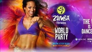 Zumba Fitness World Party Announced