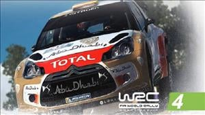 WRC 4 Finnish Rally Trailer