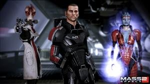 Mass Effect 2's First DLC to Purchase