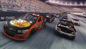 Start Your Engines For The NASCAR '14 Trailer