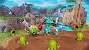 New Trailers Released for Skylanders Trap Team