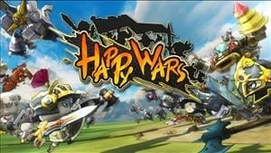 Level Up Quicker In Happy Wars' Rank Up Campaign