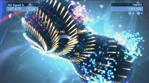 A Trailer For Geometry Wars 3: Dimensions