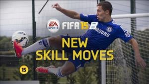 FIFA 15 Lets Eden Hazard Show Off Some Skills