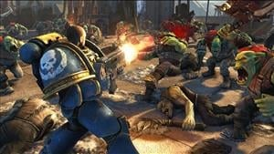 Easter Eggs: Warhammer 40,000: Space Marine