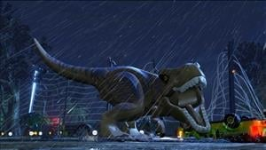 LEGO Jurassic World Trailer Gives A VIP Tour