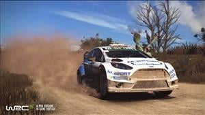 WRC5 Announced With Trailer And Screenshots