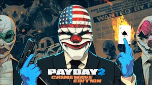 Payday 2 Update Brings New Heists, Weapons, and Masks