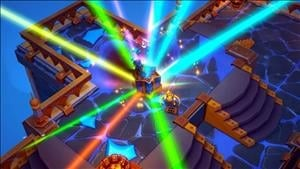 New Screens for Super Dungeon Bros