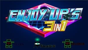 EnjoyUp Games Announce Enjoy Up's 3 In 1 Pack
