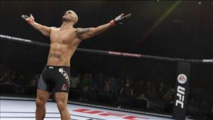 EA SPORTS UFC 2 Gameplay Trailer Released