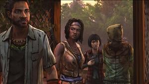 The Walking Dead: Michonne Finale Trailer