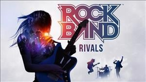 Try Rock Band Rivals for Free This Week