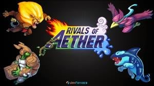 Rivals of Aether and Earth Defense Force 2017 Now Available with Games with Gold