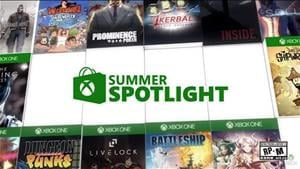 This Week's Summer Spotlight Titles