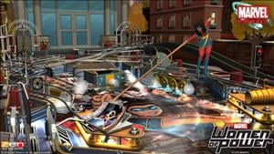 Pinball FX2 Shows Off Marvel's Women of Power in Latest DLC