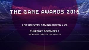 The Game Awards 2016 Nominees Announced