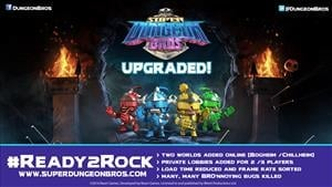 Super Dungeon Bros Upgraded with a New Patch, Fixes Unobtainable Achievements