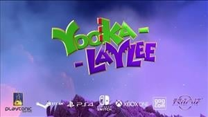 Yooka-Laylee Takes On EGX Rezzed