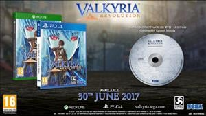 Valkyria Revolution Azure Theme Soundtrack And Preorder Information