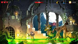 Wonder Boy: The Dragon's Trap Patch to Make Achievement More Difficult