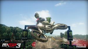 New MXGP3 Gameplay Video