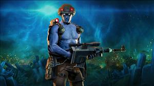 ROGUE TROOPER REDUX Trailer Asks Who is Rogue Trooper?