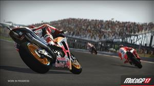 New Trailer for MotoGP 17 Shows the Ranks of Motorcycle Racing