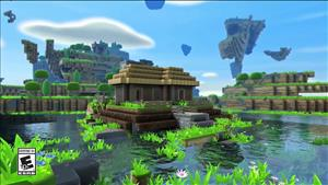 Portal Knights Build Trailer