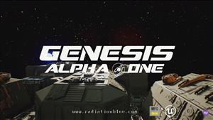 Genesis: Alpha One Video Explores Resource Management