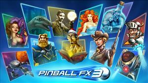 Pinball FX3 Announced, Free Purchase Import Confirmed