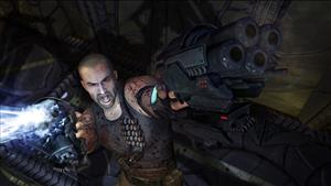 Red Faction: Armageddon Sketch Mode Trailer