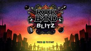 Rock Band Blitz to Be Delisted